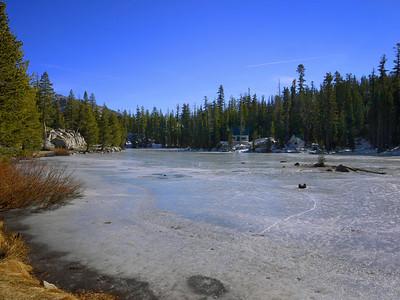 Mosquito Lake, Ebbett's Pass CA