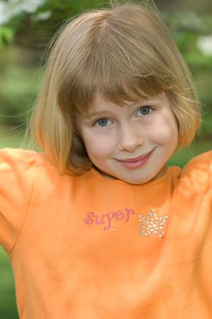 Lauren Backyard Portrait 08