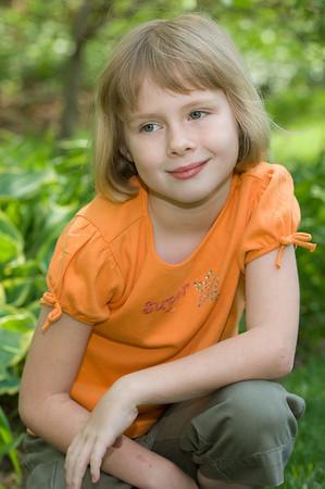 Lauren Backyard Portrait 02