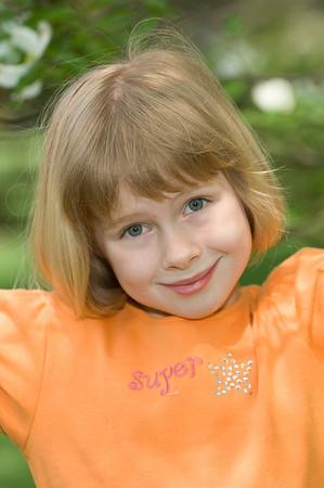 Lauren Backyard Portrait 09