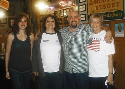Emma, Barbara, Craig & Brenda