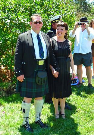Mr & Mrs Harley Welch