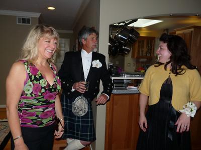 Nancy, Chuck and Deb