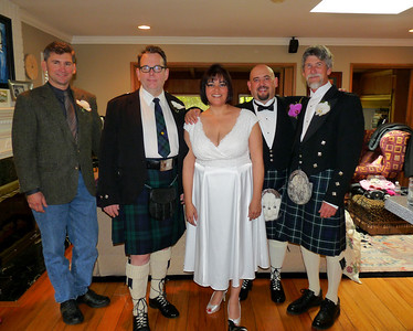 Les, Harley, Phyl, Craig & Chuck