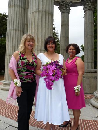 Nancy, Phyllis & Aziza