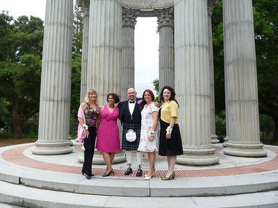 Nancy, Aziza, Craig, Julie, & Deb