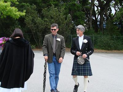 Pimp Bishop Lestan III and Chuck