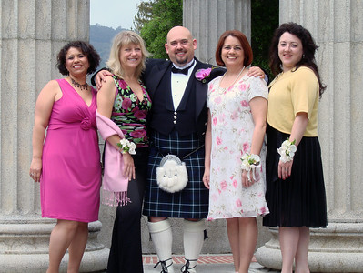 Craig & the girls