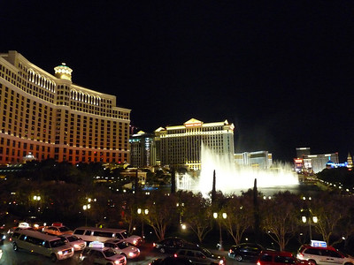 The Bellagio & Caesars Palace