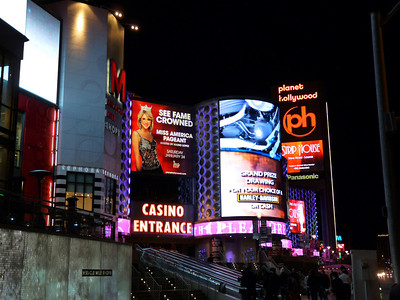Miracle Mile, Las Vegas