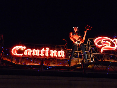 Cantina, Las Vegas