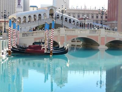The Venetian hotel, Las Vegas