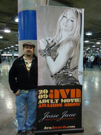 Craig & the AVN Awards poster