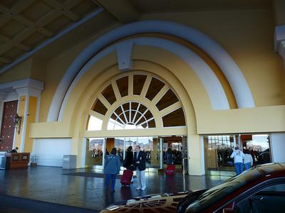 South Shore Casino entryway