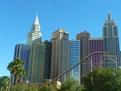 New York, New York, Las Vegas