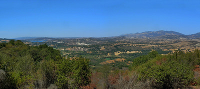Santa Inez river valley