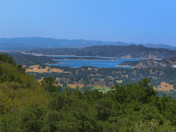 Santa Inez watershed