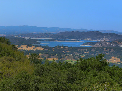 Santa Inez watershed