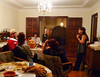 Dining room chat group