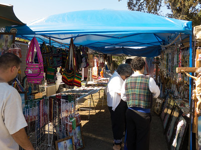 """Items for sale at the annual Portuguese """"Our Lady of Fatima"""" Celebration in Thorton, CA."""