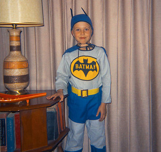 Halloween Batman, 1967