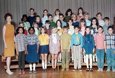 Fourth Grade, Oakhurst Elementary