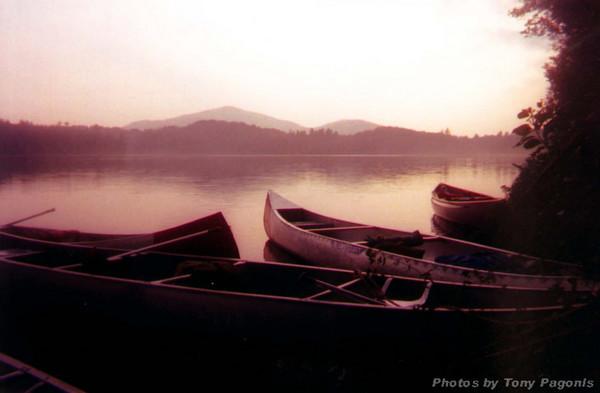 2000 Adirondaks Canoe Trip