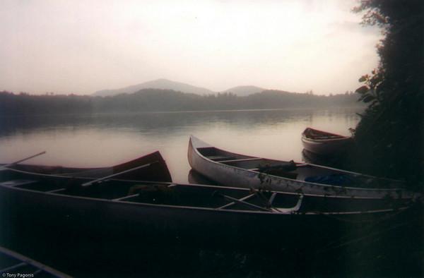 Scouts-Summer 2000-Adirondacks