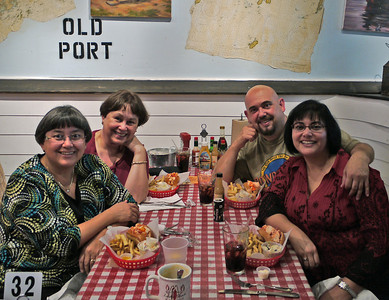 At Old Port Lobster Chack