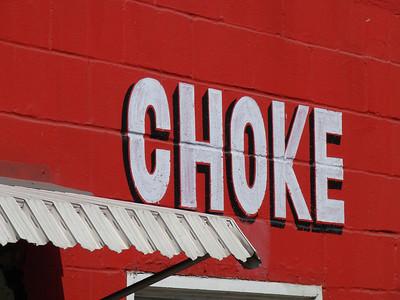 Choke mopeds, LA