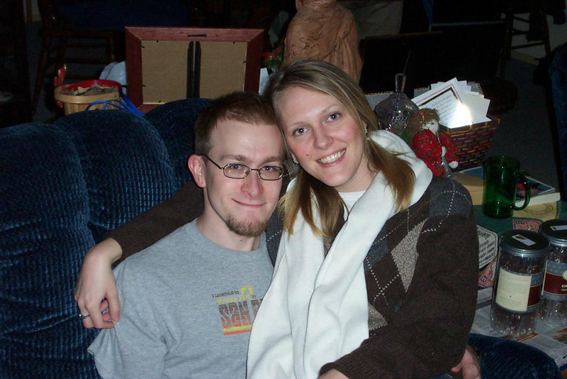 Josh and Kalyn.  What a cute couple!