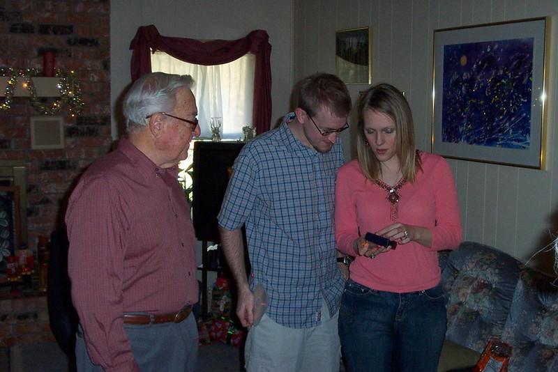 Grandpa, Josh & Kalyn