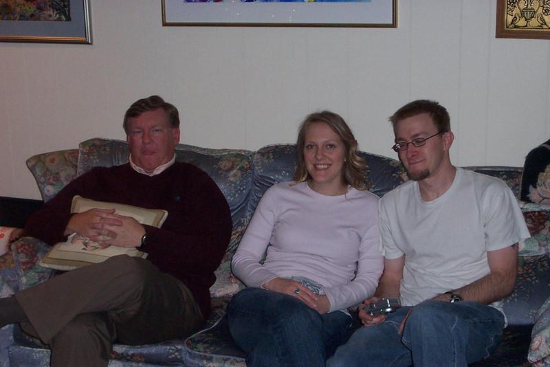 Mark, Kalyn and Josh