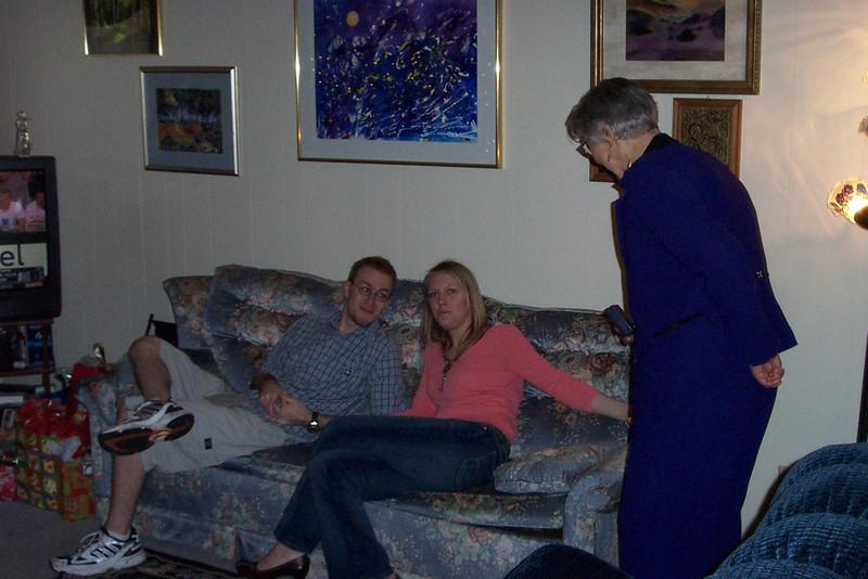 Josh, Kalyn & Grandma