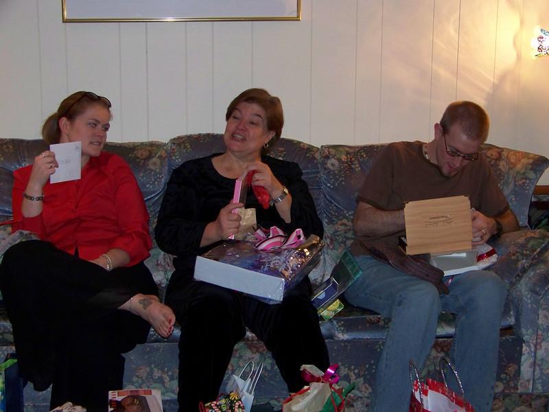 Jenna, Wendy and Josh