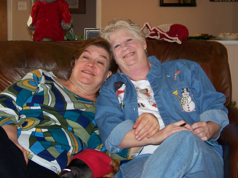 Wendy and Sheri