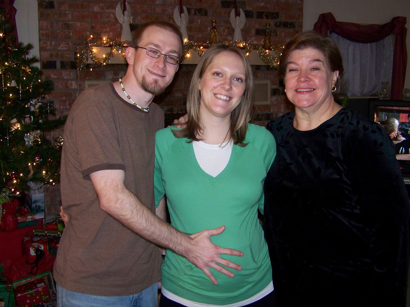 Josh, Kalyn (with Embyr on the way) & Wendy