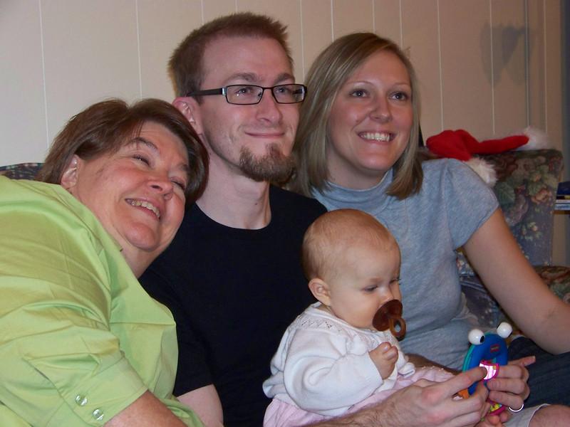 Wendy, Josh, Embyr and Kalyn.