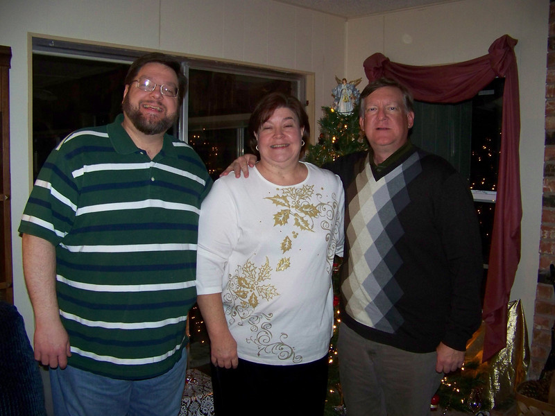 The Triesch kids:  Jon, Wendy and Mark.