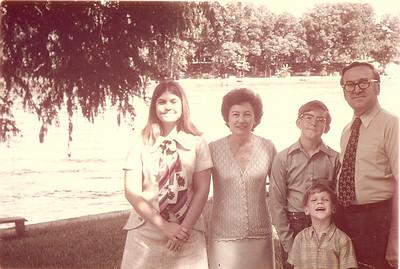 Triesch Family Photos from Aunt Pet