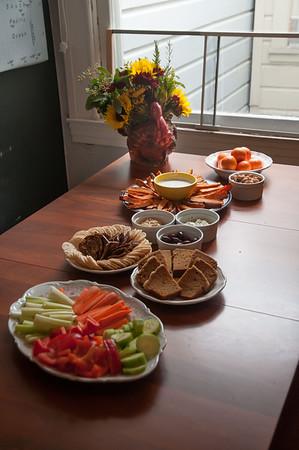 Family Thanksgiving in San Francisco