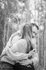 Hopkins Engagement - Black and White FR-20