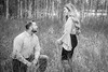 Hopkins Engagement - Black and White FR-12