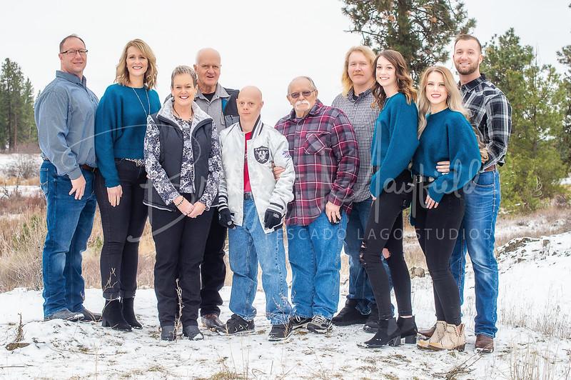 Hopkins Family - Full Color FR-9