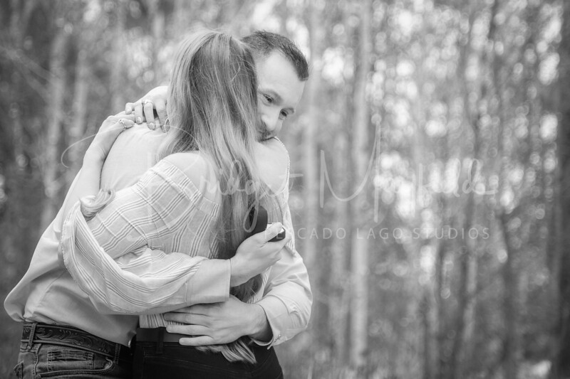 Hopkins Engagement - Black and White FR-19