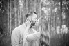 Hopkins Engagement - Black and White FR-38