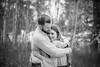 Hopkins Engagement - Black and White FR-29