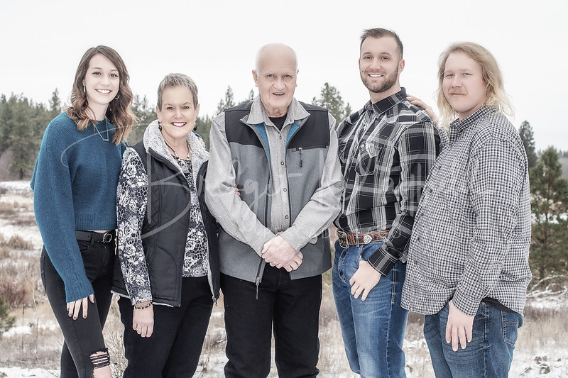 Hopkins Family - Desaturated FR-14
