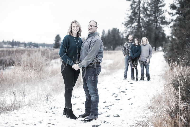Hopkins Family - Desaturated FR-24