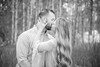 Hopkins Engagement - Black and White FR-36